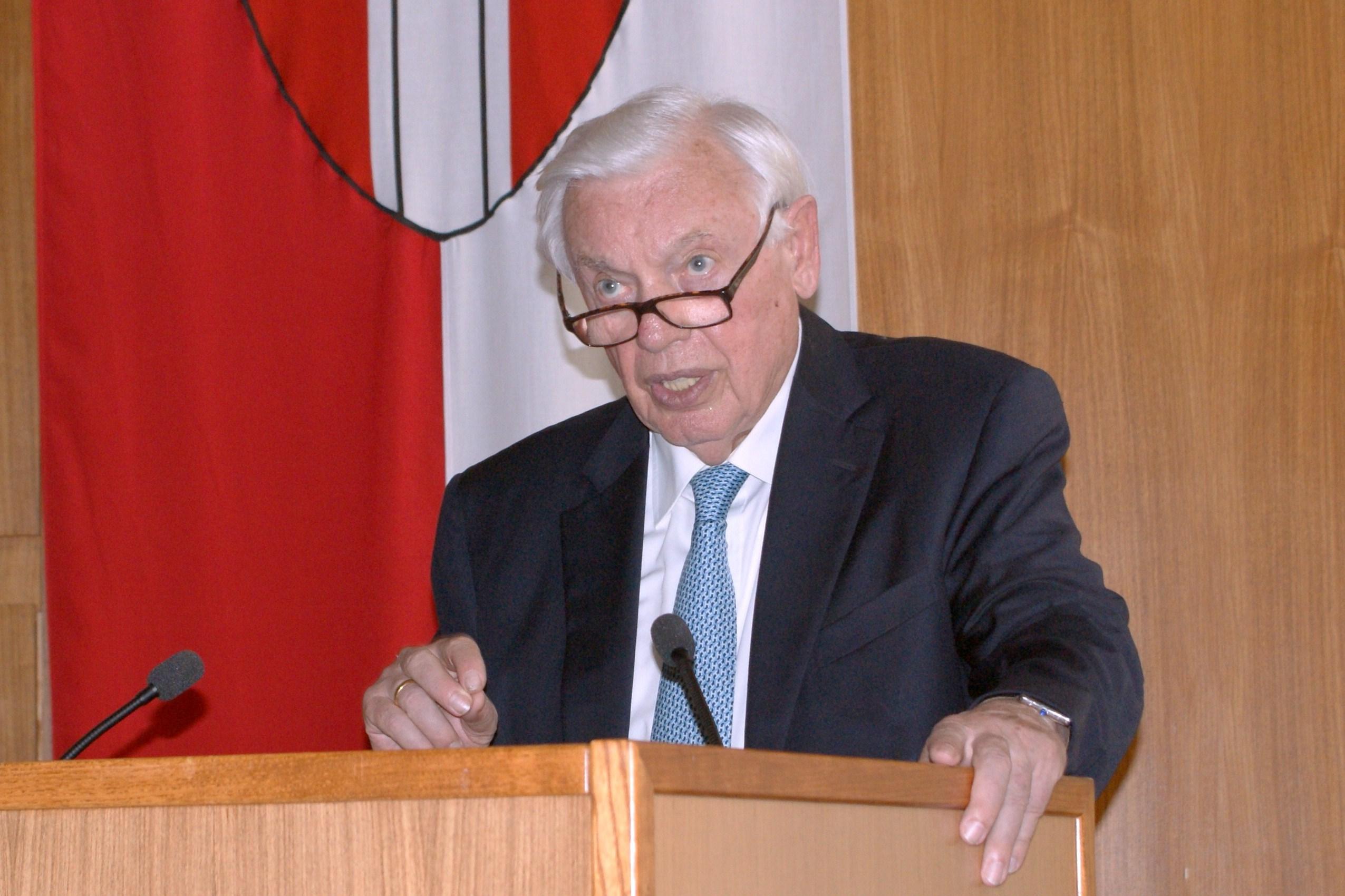 Präsident Adolf Wala