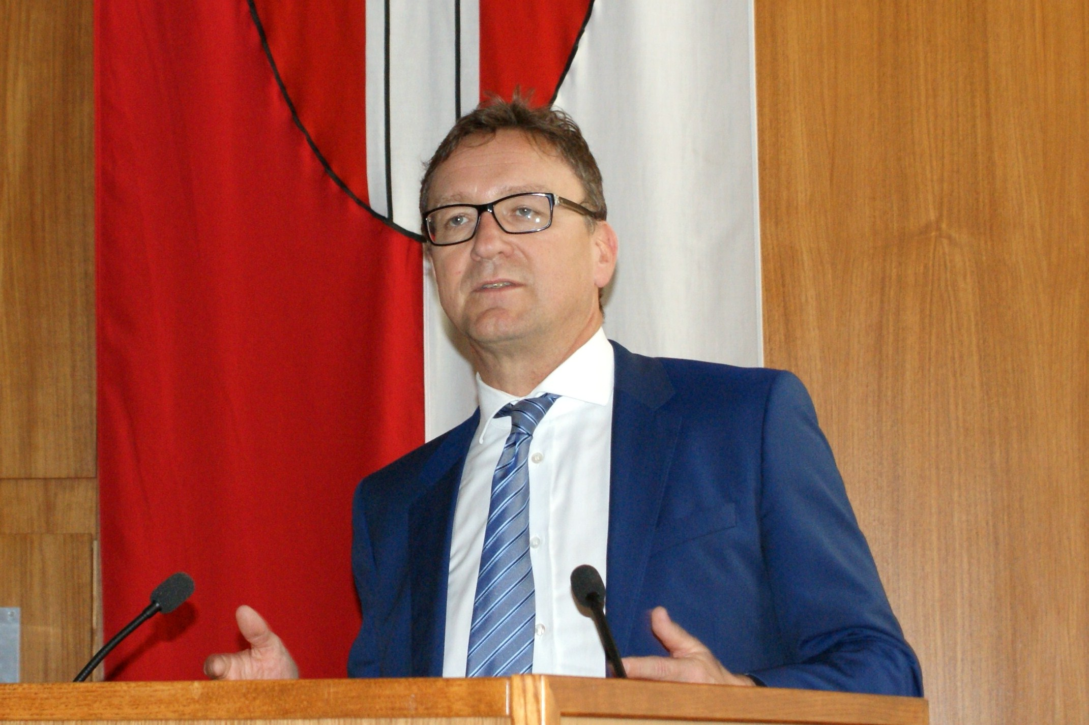 FMA-Vorstand Mag. Helmut Ettl