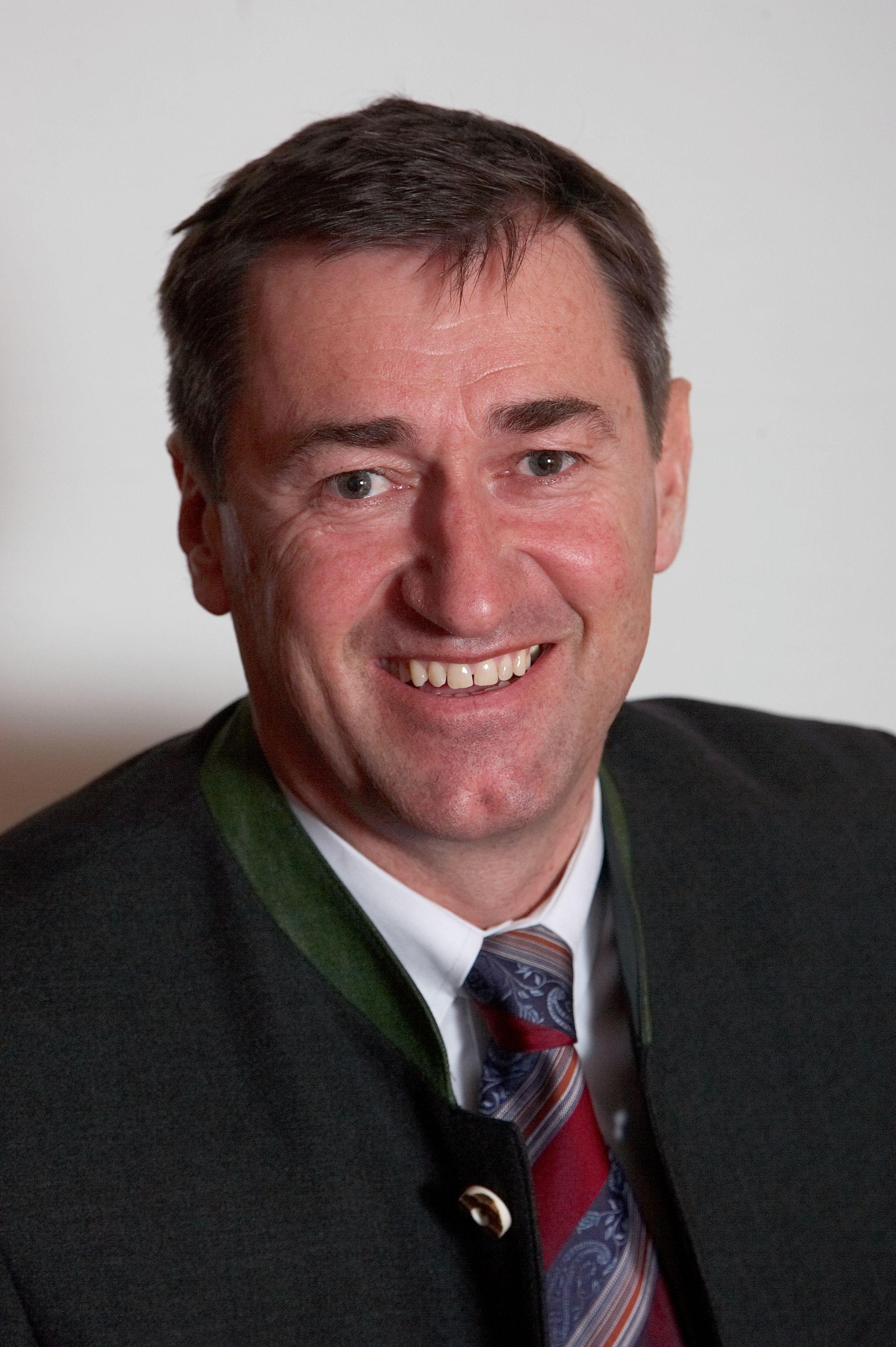 In Den Ruhestand nach 42 Dienstjahren: Generaldirektor Franz Lang. Foto: BMI/Alexander Tuma
