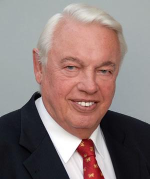 Präsident Adolf Walla