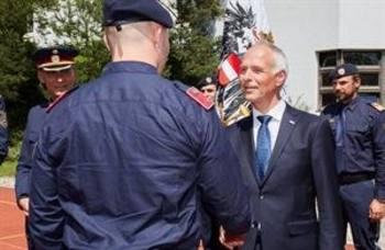397 Polizistinnen und Polizisten schlossen Ausbildung ab