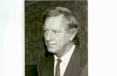 Trauer um Polizeipräsident i. R. Dr. Günther Bögl