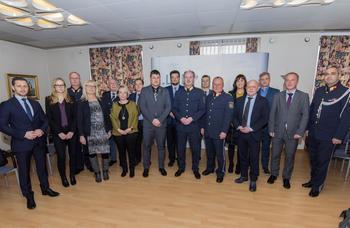 Delegation aus Sachsen-Anhalt besuchte LPD Wien