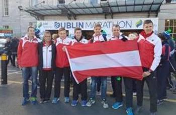 Wiener Polizisten erfolgreich bei Polizeimeisterschaften in Dublin