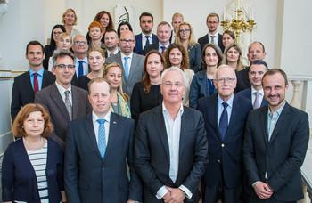 'Wiener Prozess' bereitet Sicherheitsunion 2020/2025 vor