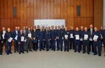 Dienstjubilare gefeiert, Ehrenzeichen verliehen