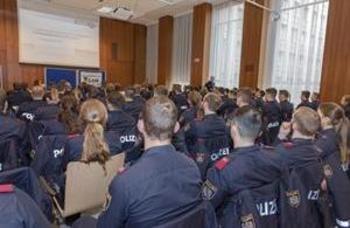 Willkommen bei der Wiener Polizei