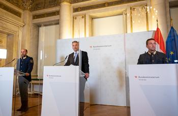 Staatstrauer nach Terroranschlag in der Wiener Innenstadt