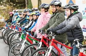 14.000 Euro für die Sicherheit der Kinder im Verkehr