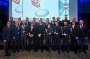 Sicherheitsverdienstpreis 2018 für herausragende Leistungen