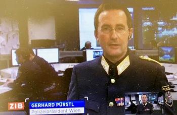 Landespolizeipräsident Dr. Pürstl: 'Mit empfindlichen Strafen ist zu rechnen!'