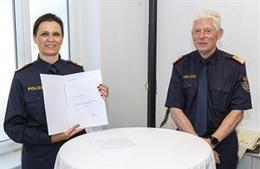 Professionelles Unterstützungsangebot für Polizistinnen und Polizisten