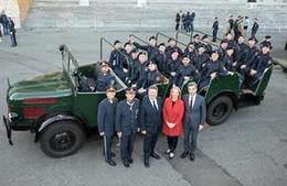 Großes Jubiläum für die Wiener Polizei