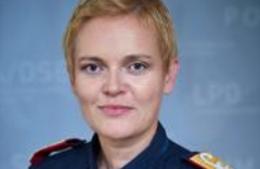 Kardeis zur Generaldirektorin für die öffentliche Sicherheit ernannt