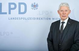 Michael Lepuschitz ist neuer Landespolizeivizepräsident