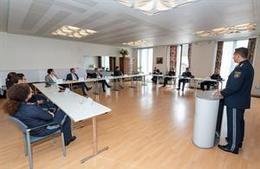 """Vernetzungstreffen """"Gewaltprävention"""" in der LPD Wien"""