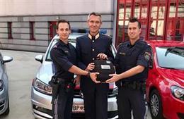 Polizei rettete mehr als 500 Leben - mit Defibrillatoren des Vereins der Freunde der Wiener Polizei