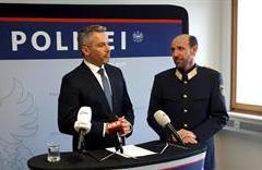 Ein Salzburger wird oberster Polizist
